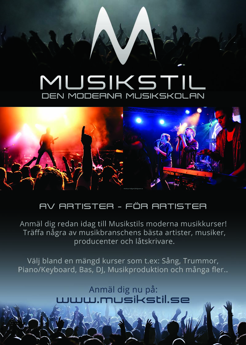 Musikstil Poster Version One