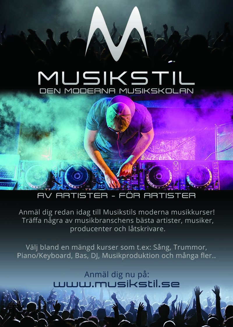 Musikstil Poster Version Two